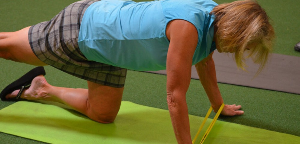 Corrective Exercise Golfstretch