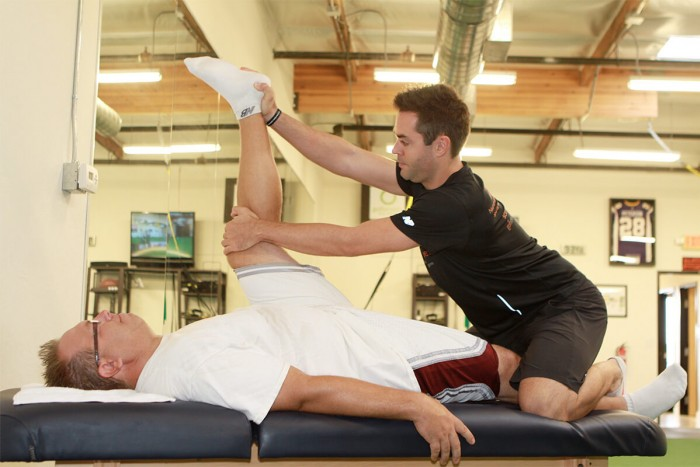 Neuromuscular Stretch Therapy