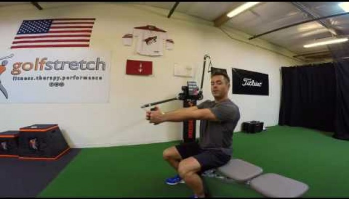 Core - Lateral resisted sit to stand