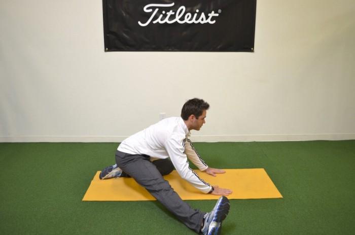 Inner leg/ Adductors stretch